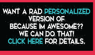 Personal Awesome!