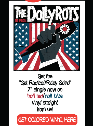 Get the Get Radical/Ruby Soho 7-inch single!