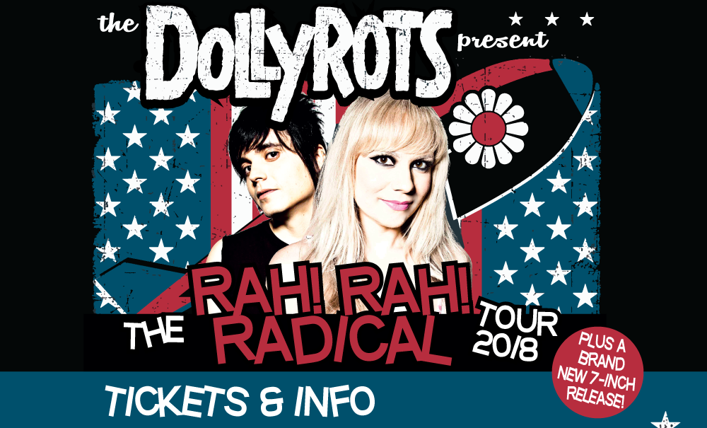 The Rah Rah Radical Tour!