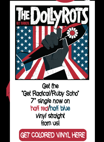 Pre-order the Get Radical/Ruby Soho 7-inch single!