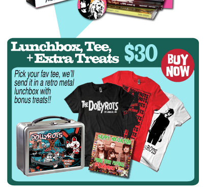 Lunch Box w/Tee & More!